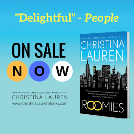 Christina Lauren Roomies Read Online